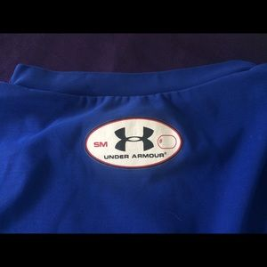 Under armor workout shirt